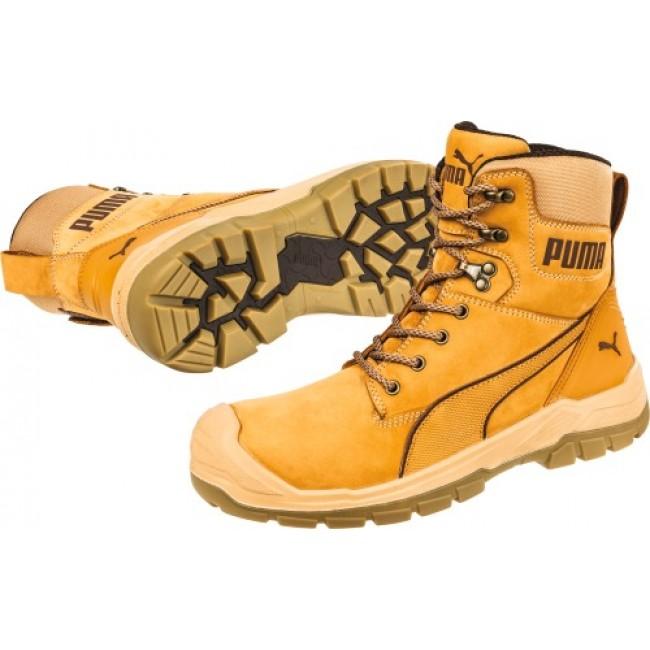 Chaussure de sécurité - haute - SCUFF CAPS CONQUEST S3 HRO SRC PUMA