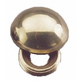 Cache-vis en laiton poli - 25 pièces FERRASSE