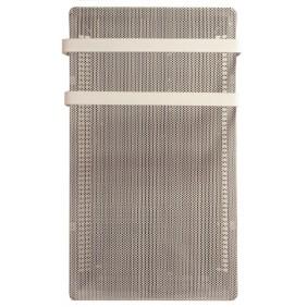 Radiateur sèche-serviettes rayonnant –  1500 watts VOLTMAN