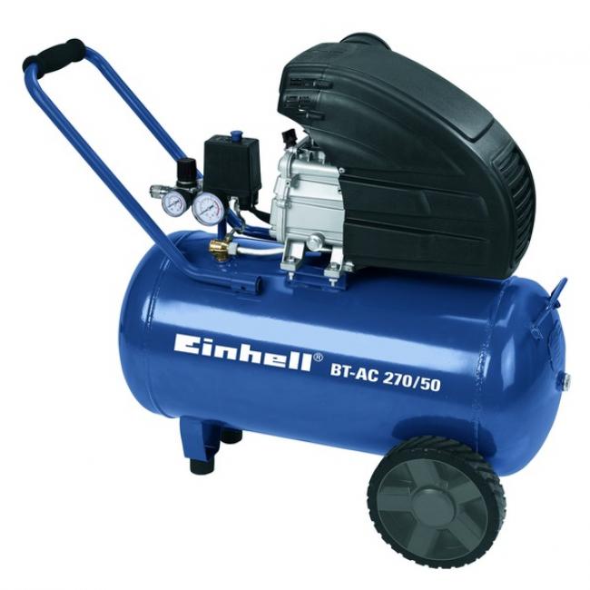 Compresseur d'air 50 litres 1800 W BT-AC 270/50 EINHELL