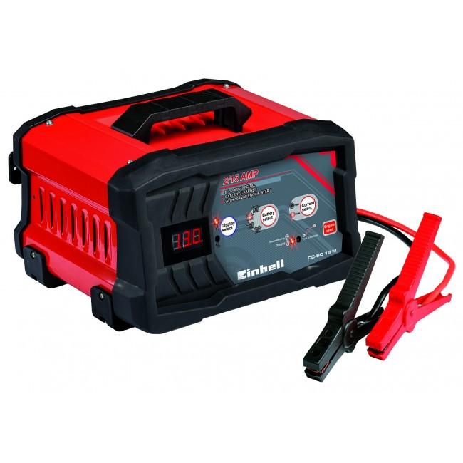Chargeur de batterie CC-BC 15 M - Puissance 15 Ampères EINHELL