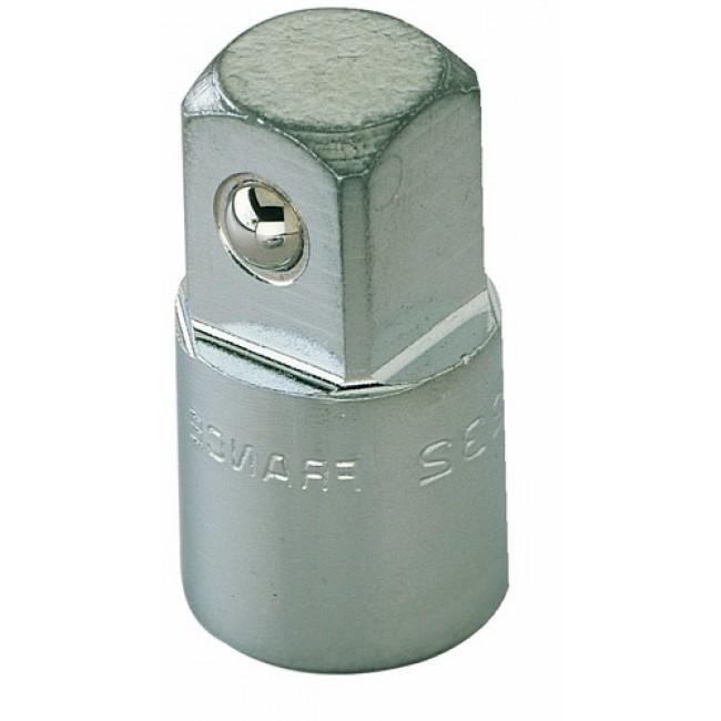 """Augmentateur J232 pour douilles standard 1/2"""" sur carré junior 3/8"""" SAM OUTILLAGE"""