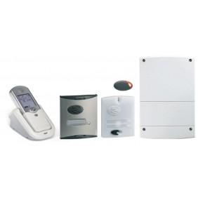 Interphone sans fil pour 1 logement - 1 bouton HAGER