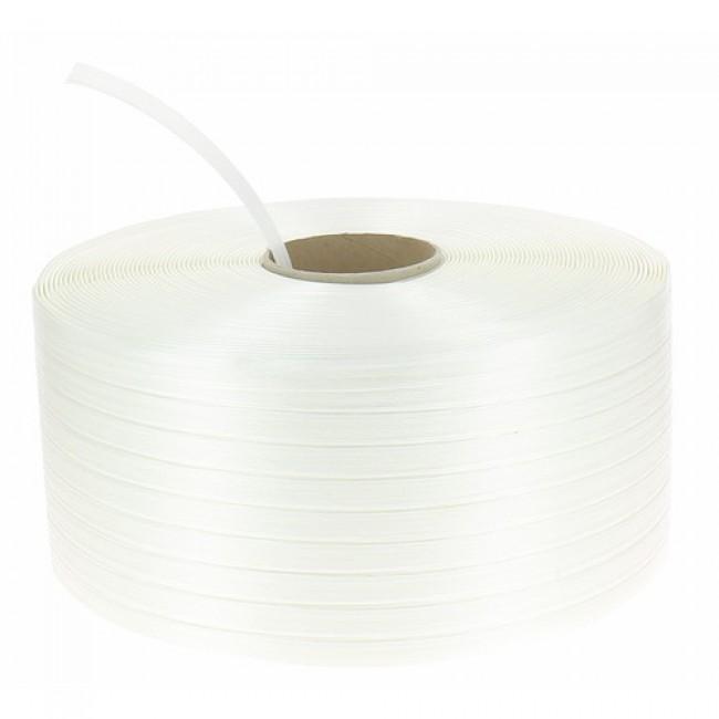 Feuillard textile manuel blanc CORDERIE MESNARD