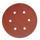 Abrasifs disques papier anti-encrassant perforés 6 trous KP 131 VSM