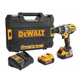 Perceuse visseuse DCD 996P2-QW - 2 batteries 18 volts et chargeur DEWALT