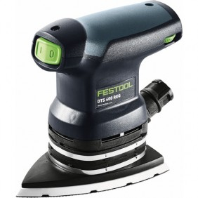 Ponceuse vibrante 250 W Delta DTS 400 EQ Plus FESTOOL