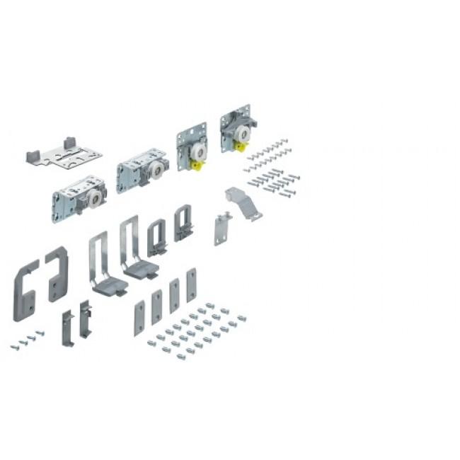 Système pour porte coulissante - TopLine L - 50 kg HETTICH