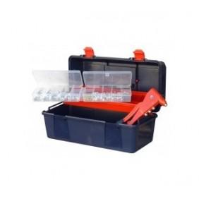 Boite à outils avec pince à riveter et 160 rivets TECHMAN