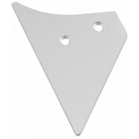 Embouts aluminium pour profil 119 RIVINOX