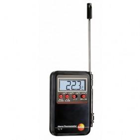 Mini thermomètre - fonction alarme TESTO