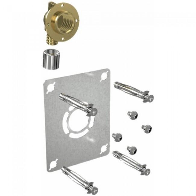 Fixation robinetterie monotrou à glissement - per 12 mm - Robifix GRIPP