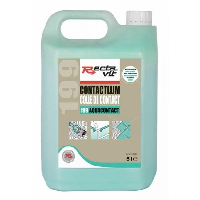 Colle contact liquide - 5 litres - 180 AQ RECTAVIT