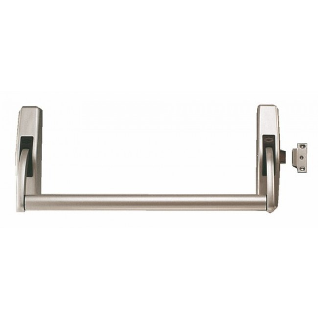 Barre anti panique 1 point réversible - longueur 900 mm - CrossBar 89 JPM