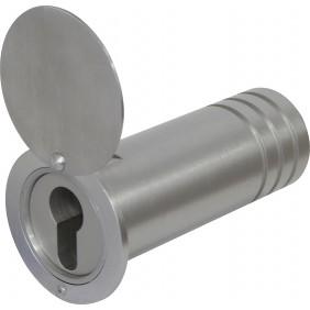 Coffre-fort à emmurer - protection des clés - keysafe 728/729 ABUS