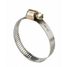 Collier de serrage - acier W1 - bande ajourée largeur 8 mm SERFLEX
