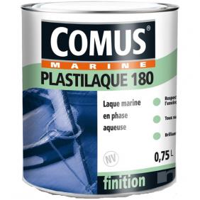 Laque marine tous supports - aqueuse - Plastilaque 180 COMUS