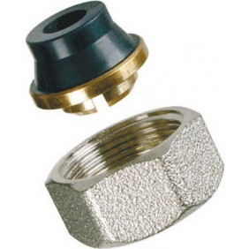 Raccord à compression cuivre Keep - diamètre 15 mm RBM