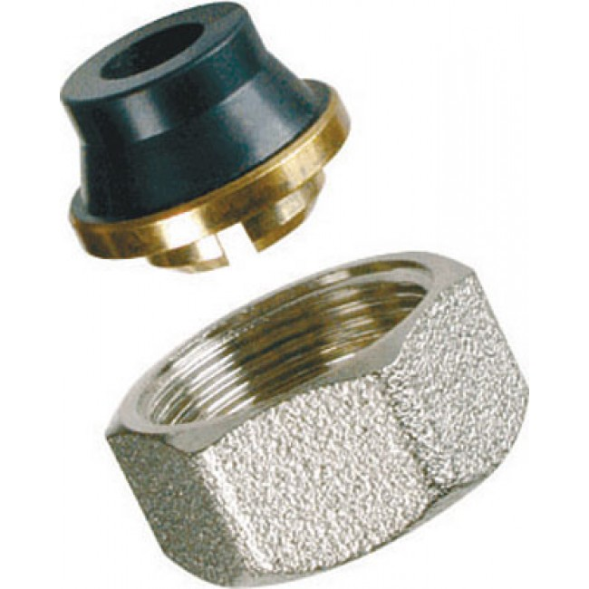 Raccord à compression cuivre Keep - diamètre 12 mm RBM