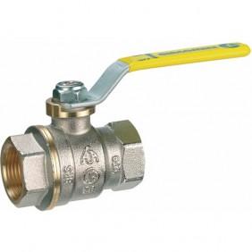 Vanne gaz F/F - sphère carré - dado R950 GIACOMINI