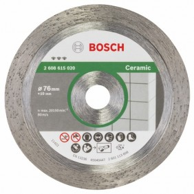 Disque céramique pour meuleuse GWS 12-76 V EC BOSCH