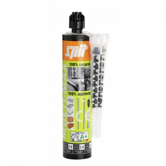 Scellement chimique - résine méthacrylate - Multi-Max SPIT