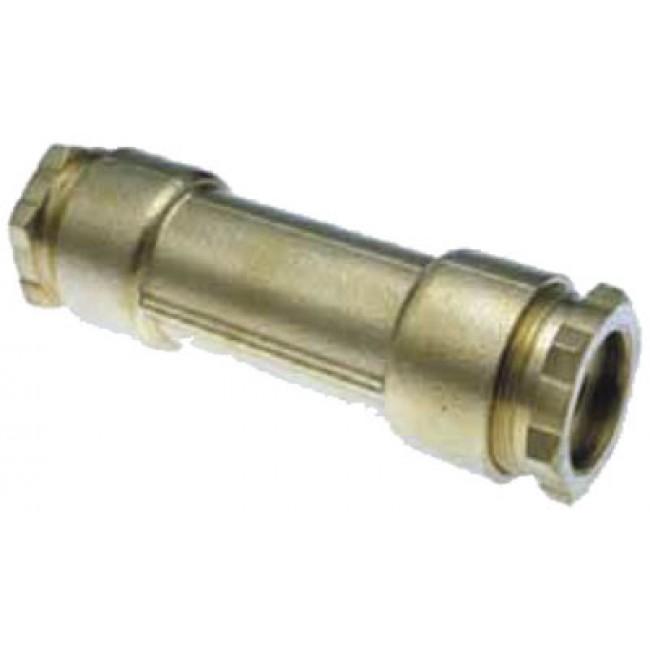 Manchon de réparation à serrage extérieur pour tube PE HUOT
