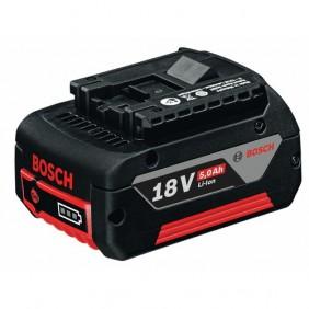 Batterie lithium ion Bosch - 18 V 5 Ah - 1600A002U5 BOSCH