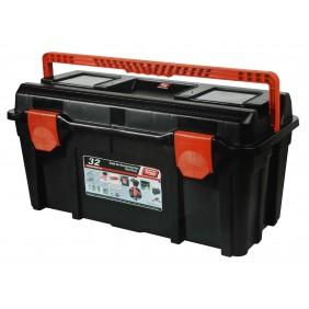 Boite à outils incassable - plateau amovible - 480 x 258 x 255 mm TAYG