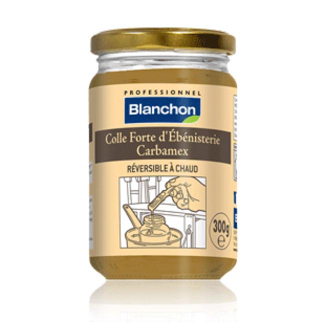 Colle forte d'ébénisterie réversible à chaud - 300 g BLANCHON