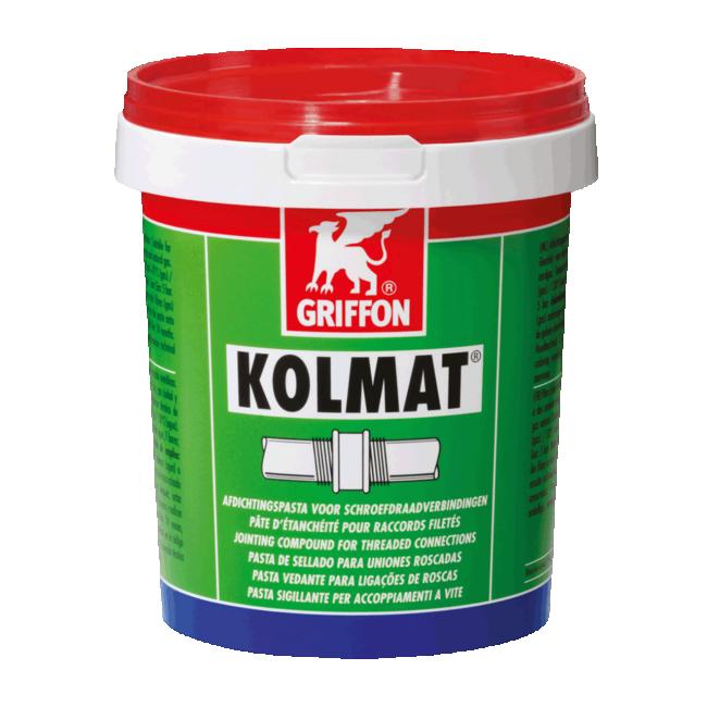 Pâte d'étanchéité - pour raccords métalliques - Kolmat - 450 gr GRIFFON