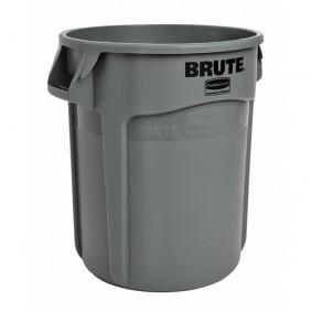 Collecteur de déchets - Brute - capacité 75,7 Litres RUBBERMAID