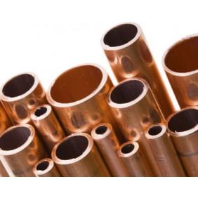 Tube cuivre anti-corrosion NF - Longueur 2,50 m KME