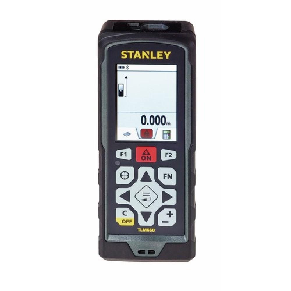T l m tre laser tlm 660 200 m stht1 77347 stanley bricozor - Telemetre laser stanley ...