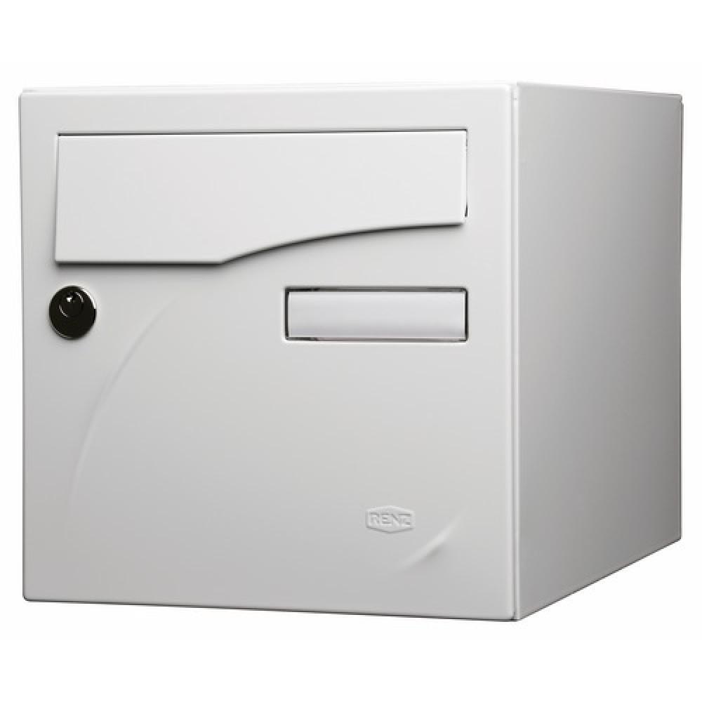 Moderne Boîte aux lettres normalisée double face RENZ | Bricozor GR-09