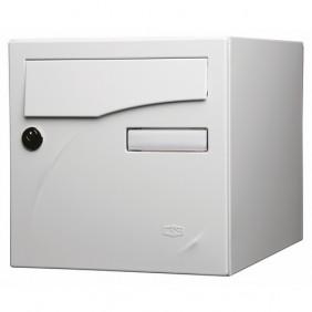 Boîte aux lettres normalisée double face RENZ