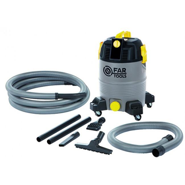 Aspirateur eau et poussière à refoulement - 1600 W - NETUP 35WP FARTOOLS