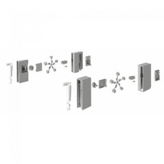 Adaptateurs DesignSide personnalisables pour tiroirs Innotech Atira HETTICH