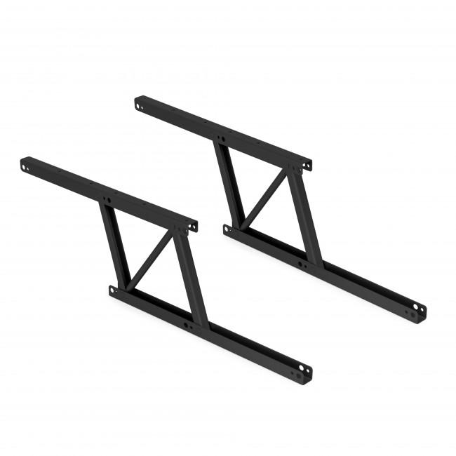 Mécanisme de levage pour table basse - charge max 15kg - noir EMUCA
