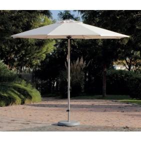 Parasol dépliable Babylon 300-diamètre 300 cm HEVEA