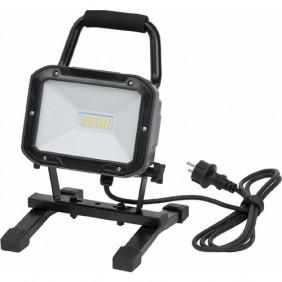 Projecteur portable - 28 Led SMD - orientable BRENNENSTUHL