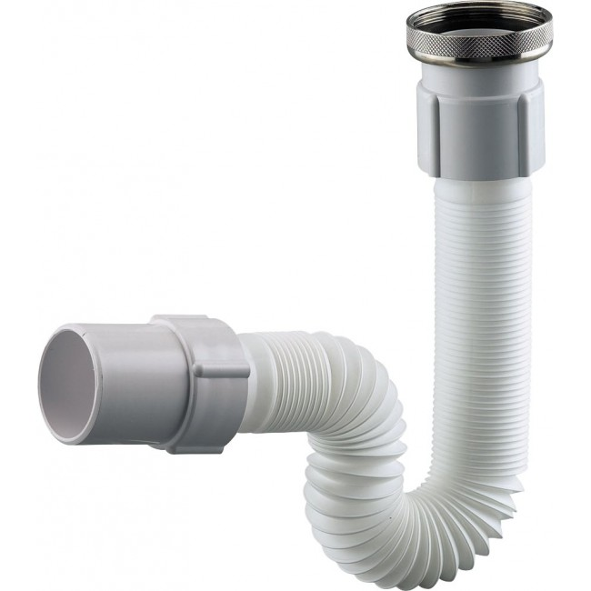 Raccord flexible et extensible - pour évier - Moduloflex diamètre 32mm VALENTIN