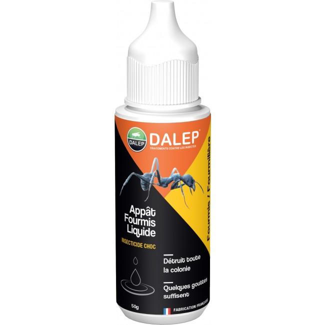 Insecticide – spécial fourmis – en gel – flacon de 50 g DALEP