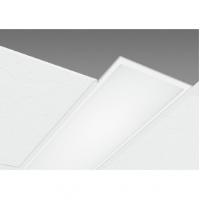 Dalle à encastrer - LED - PanelTech R2 - 1200x300 mm Disano
