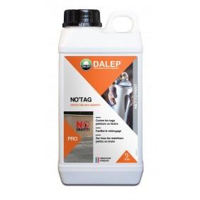 Protection anti-graffiti – sur tous les matériaux et supports – No'tag DALEP