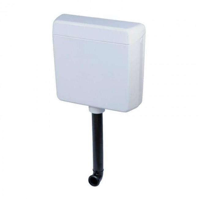 Réservoir WC dissimulé - débit simple ou double - AP123 GEBERIT