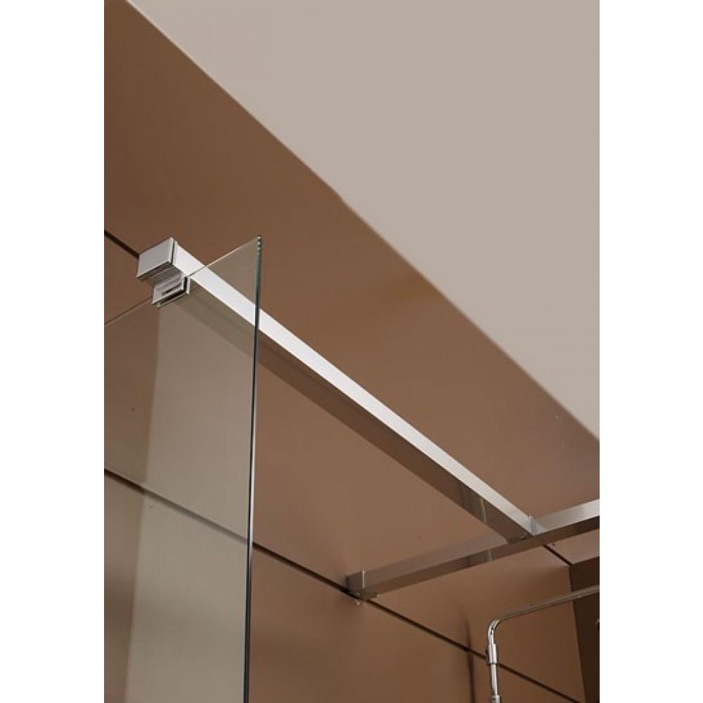 barre de stabilisation additionnelle avec pat re fixation sur verre et sur barre django leda. Black Bedroom Furniture Sets. Home Design Ideas
