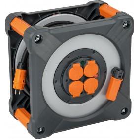 Enrouleur de câble multiprises - Cube BRENNENSTUHL