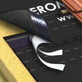Écran sous-toiture - étanche air et eau - Aeromax R3 Suprême SALOLA