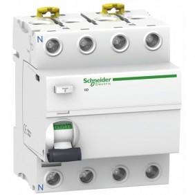 Interrupteurs différentiels tétrapolaire iID